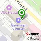 Местоположение компании Теодор