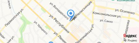 Joanna на карте Тюмени