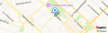 Электропромторг на карте Тюмени