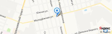 Тюменьстройкомплектсервис на карте Тюмени