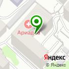 Местоположение компании ЭнергоИнвест