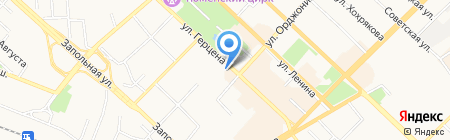 Авторское мороженое & Фигурный шоколад на карте Тюмени