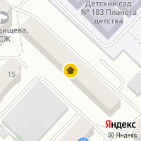 Световой день по адресу Россия, Тюменская область, Тюмень, ул Радищева, д 27