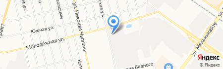 Авто Миг на карте Тюмени