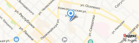 FOUNDJOB.RU на карте Тюмени
