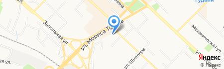 Программ-Сервис на карте Тюмени