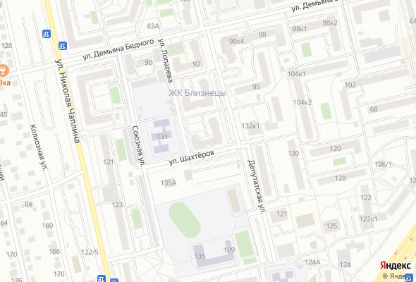 ЖК по ул. Депутатской 112