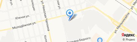 Дизайн Сервис на карте Тюмени