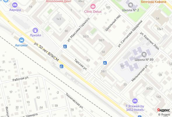 купить квартиру в ЖК по ул. Горького 83