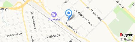 ЭлектроМонтажСервис на карте Тюмени