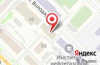 Схема проезда до компании Войнушка в Ярославле
