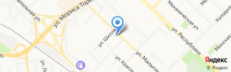1000 дорог на карте Тюмени