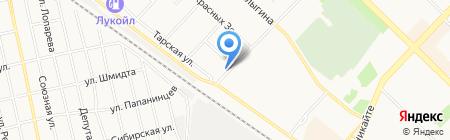 L`Oreal Professionnel на карте Тюмени