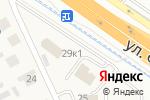 Схема проезда до компании Алмаз 2000 в Ожогиной