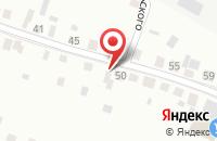 Схема проезда до компании V-RAZBORE.RU в Городище