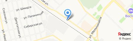 СпецАвто плюс на карте Тюмени