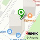 Местоположение компании ТЭСТА