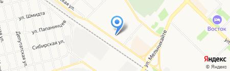 АГРОБ БУХТАЛ на карте Тюмени