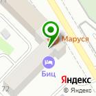 Местоположение компании КОЛИБРИ