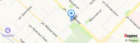Лавка коллекционера на карте Тюмени