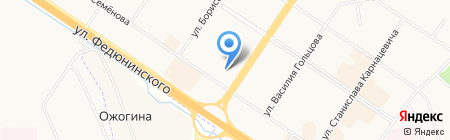 АирПроф на карте Тюмени