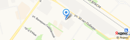 КВС-Фильтры на карте Тюмени