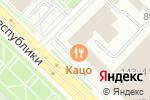 Схема проезда до компании СВОБОДА ОТ КРЕДИТОВ в Тюмени