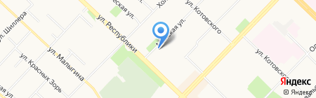 Элит-сервис на карте Тюмени