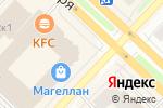 Схема проезда до компании 7D кинотеатр в Тюмени