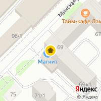 Световой день по адресу Россия, Тюменская область, Тюмень, Минская 69