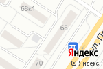 Схема проезда до компании Дозор в Тюмени