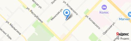 Stefani на карте Тюмени