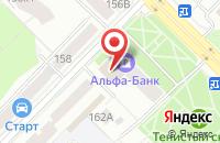 Схема проезда до компании Техпромснаб в Тюмени
