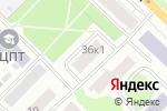 Схема проезда до компании Адвокат Янкин А.Е. в Тюмени