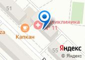 Городская консультативно-диагностическая поликлиника №11 на карте