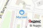 Схема проезда до компании Магнит в Тюмени