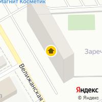 Световой день по адресу Россия, Тюменская область, Тюмень, ул Велижанская, д 66
