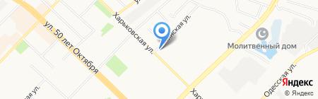 Спортивная Элита на карте Тюмени