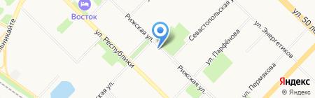 Anna Volochko на карте Тюмени