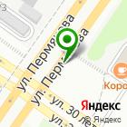 Местоположение компании Автодрайв72