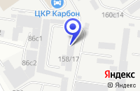 Схема проезда до компании ФИРМА ПОЛИСИБИНВЕСТ в Тюмени