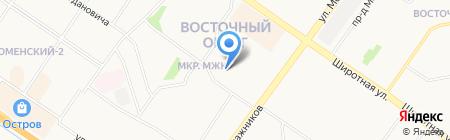 Экспресс 24 часа на карте Тюмени