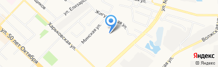 УралНефтеТрансПроект на карте Тюмени