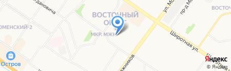 Фарммедсервис+ на карте Тюмени