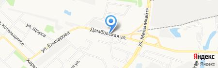 АвтоBEST на карте Тюмени