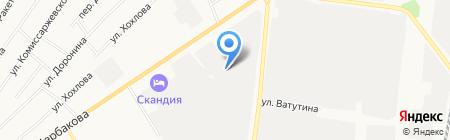 АВТОТРЕЙДИНГ на карте Тюмени