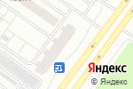 Схема проезда до компании АрДИ МЕБЕЛЬ в Ожогиной
