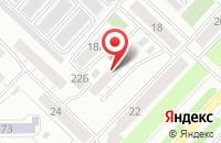 Схема проезда до компании Сибирская Бизнес Компания в Тюмени