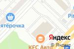 Схема проезда до компании eco`Kreslo в Тюмени