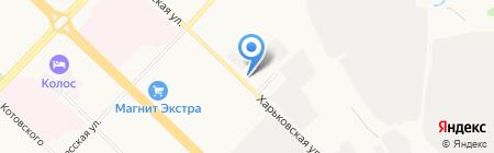 ЭкоСтройДом на карте Тюмени